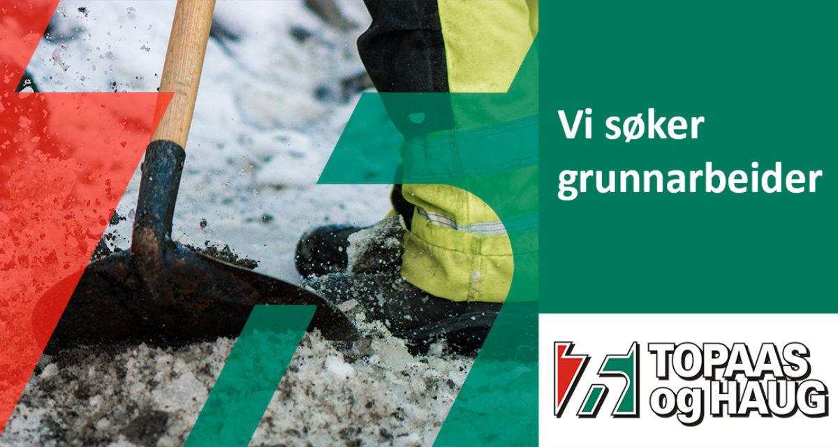 ADK1-rørlegger / Grunnarbeider